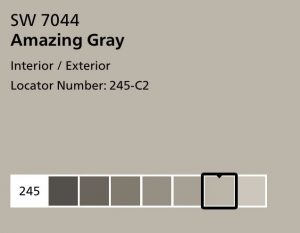 picking-paint-color-sherwin-williams-amazing-gray-kitchen-cabinets
